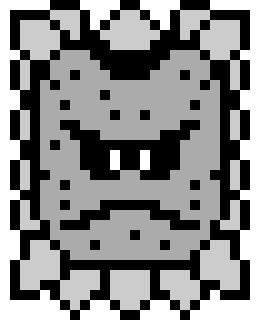 Jesses Custom Thwomp Sprite Pixel Art Maker