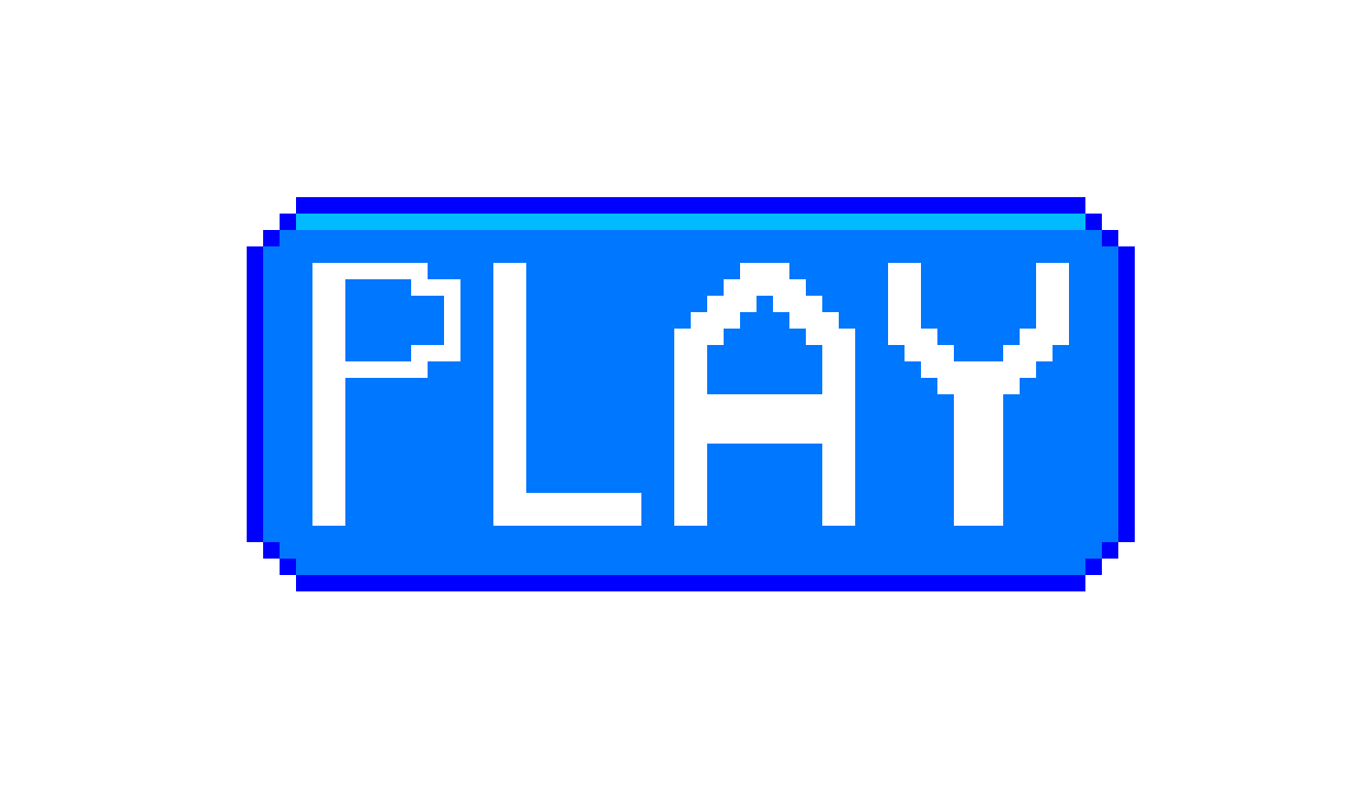 Play Button Pixel Art Maker