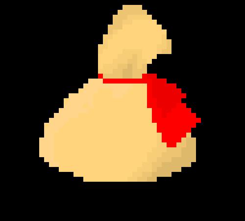 Bag Of Bells Acnl Pixel Art Maker