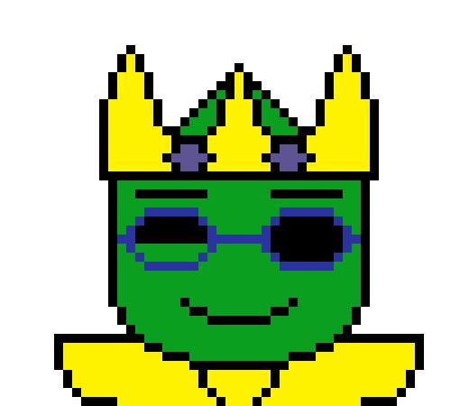 Omg Chara Is Hot Pixel Art Maker