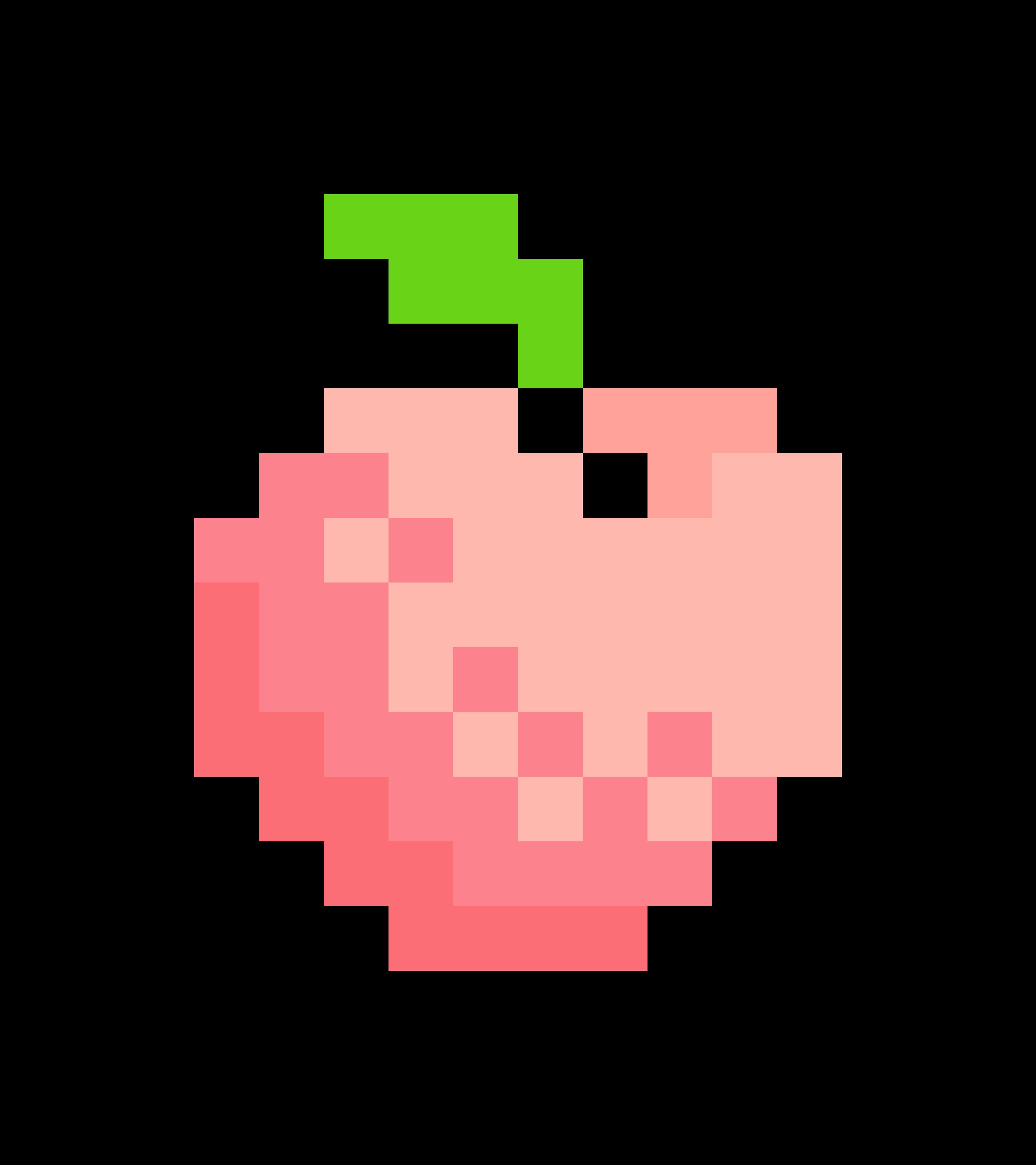 Peach Pixel Art Maker