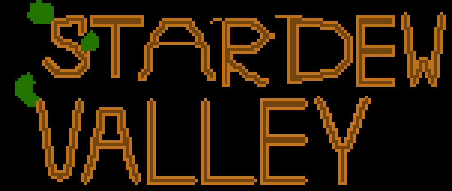 Stardew Valley (Video game on Steam or Nintendo Switch) | Pixel Art