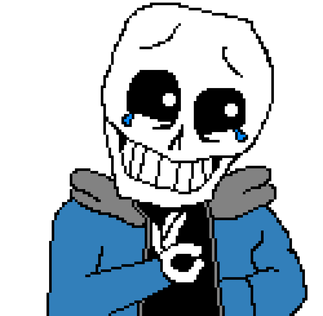 Ayyy Lmao 1010 Good Shit Best Meme Lmaoooo Pixel Art Maker