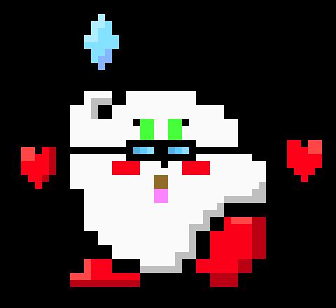 Crystal (Kirby OC)