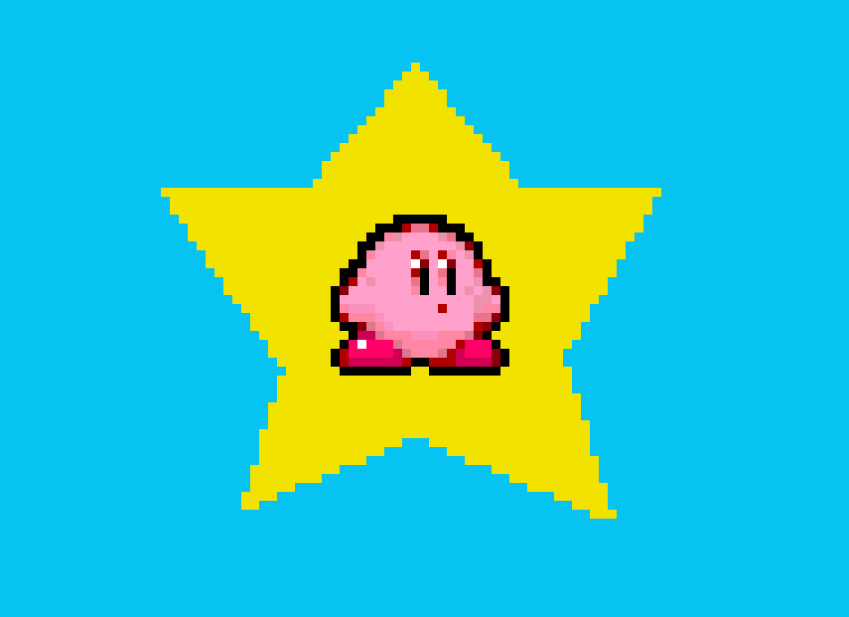 Kirby is the Star lololol