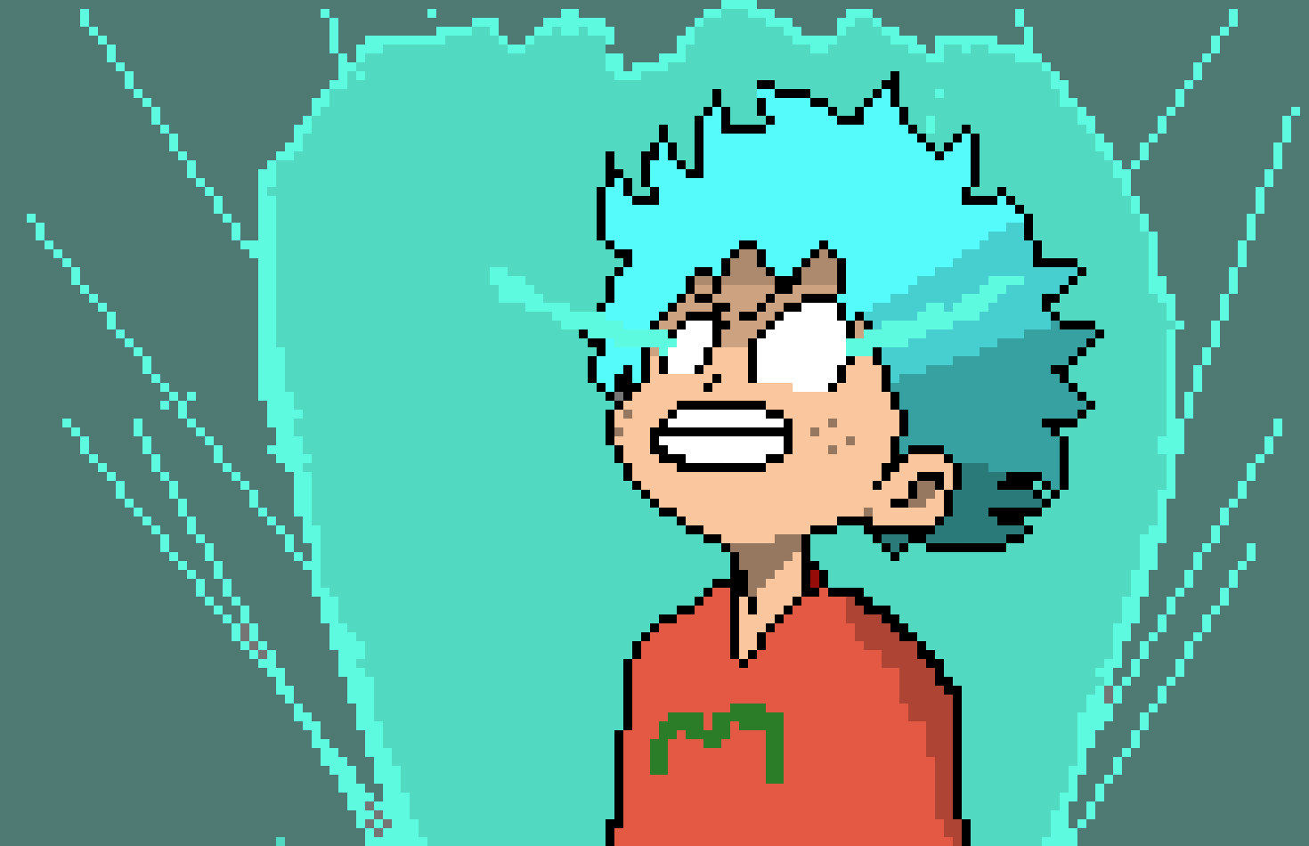 [7a7d8] If Deku was born with OFA V2