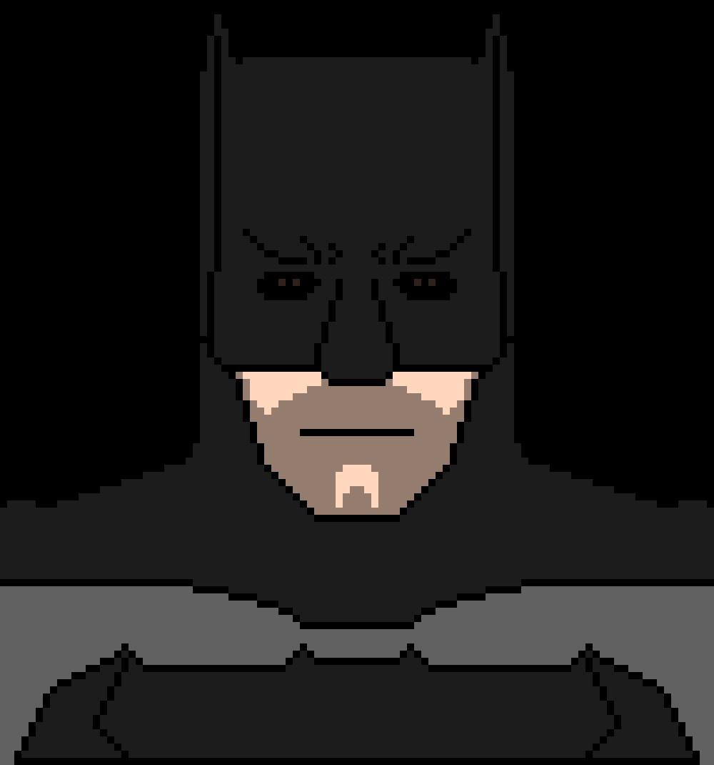 Batman V Superman Batman Pixel Art Maker
