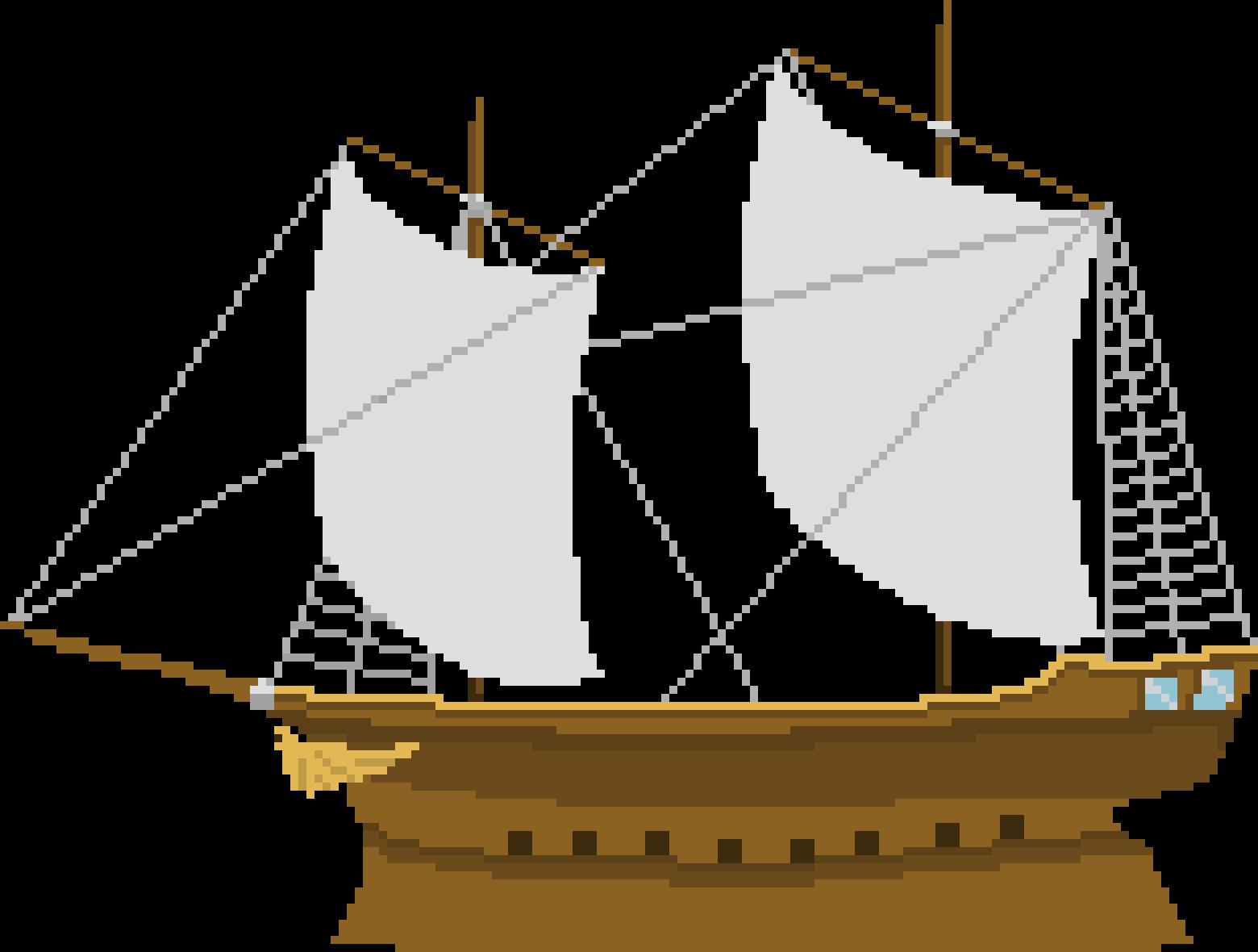 Pirateship Pixel Art Maker