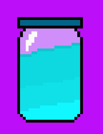 Fortnite Slurp Juice Pixel Art Maker