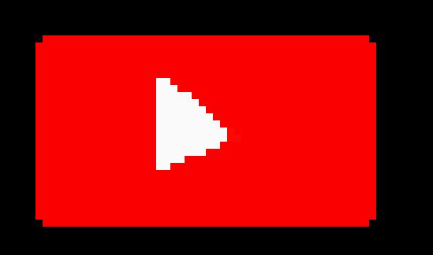 Youtube Logo Pixel Art Maker