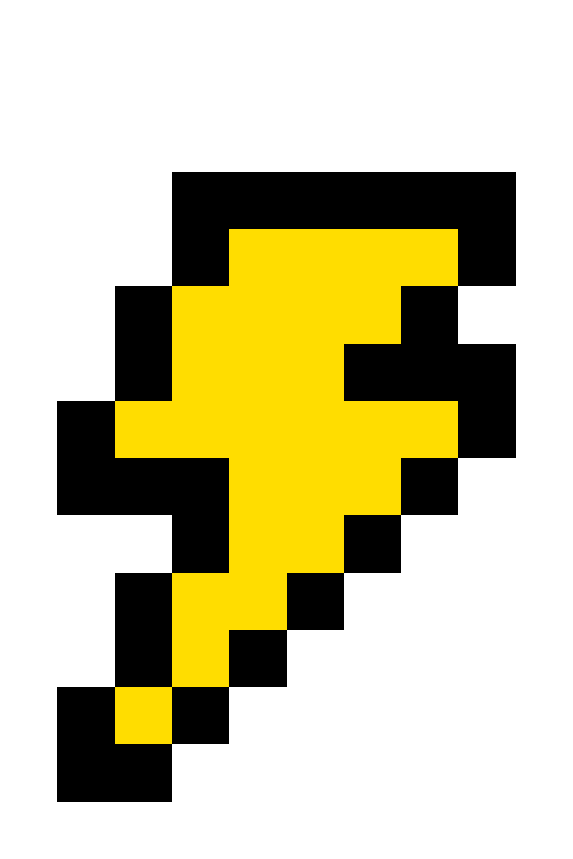 lightning pixel art maker