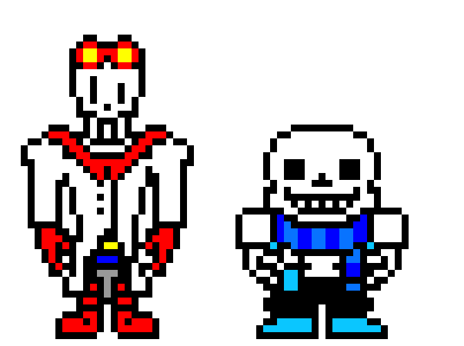 inverted fate papyrus and sans