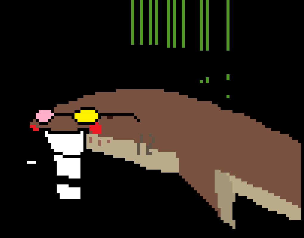 Spamton Shark