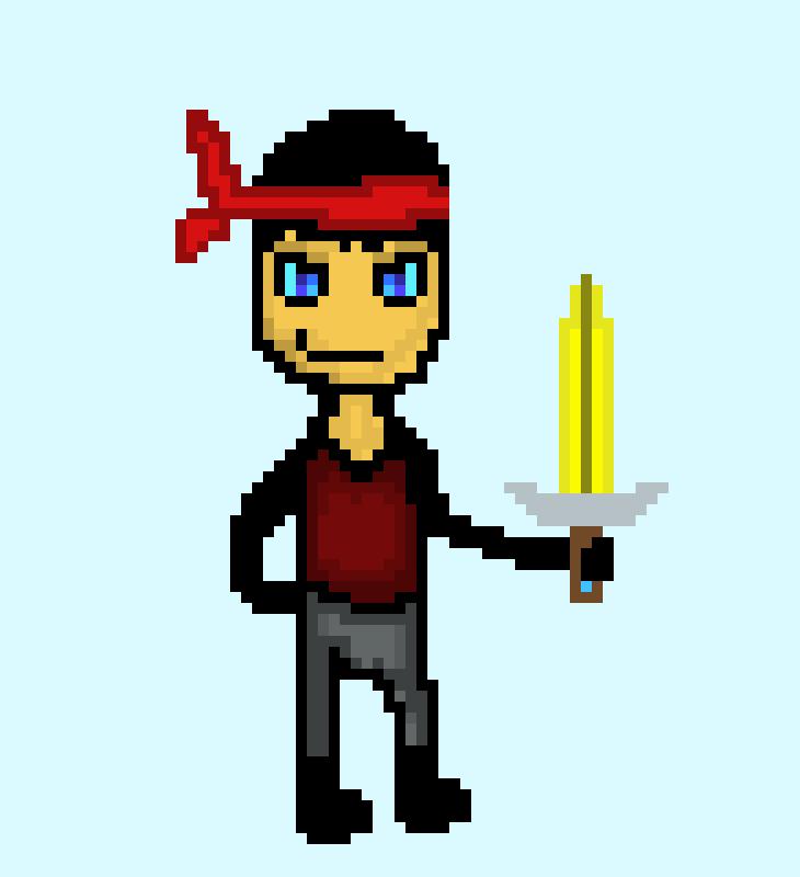 warrior | Pixel Art Maker