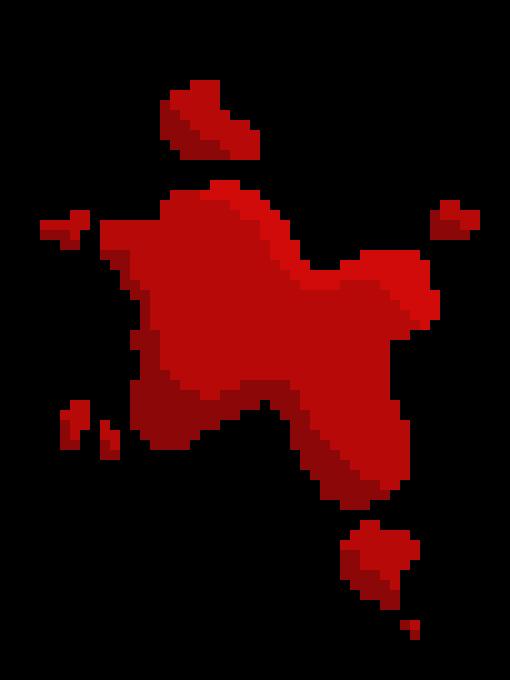 blood pixel art maker