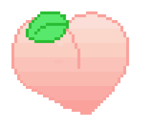 Peach Pixel Art Maker