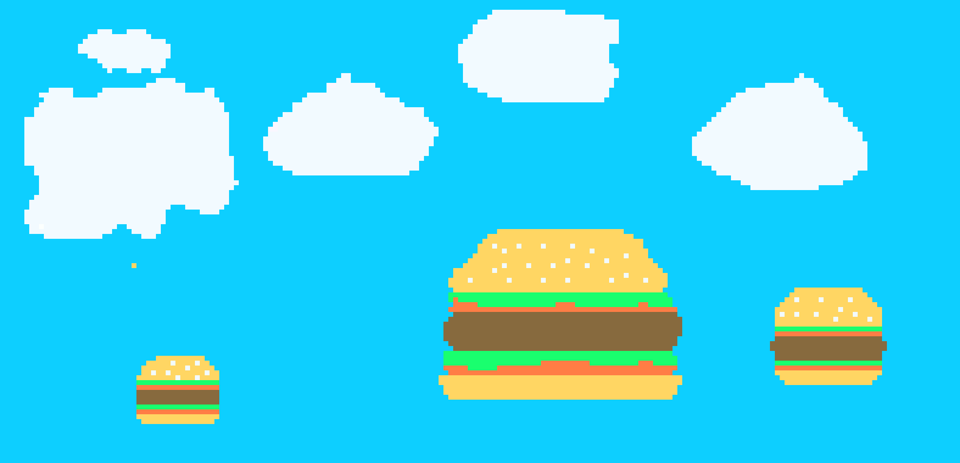 pixel game background   Pixel Art Maker