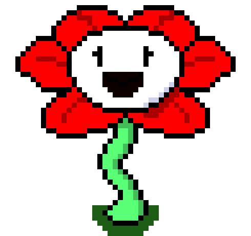 Jolie The Flower Pixel Art Maker