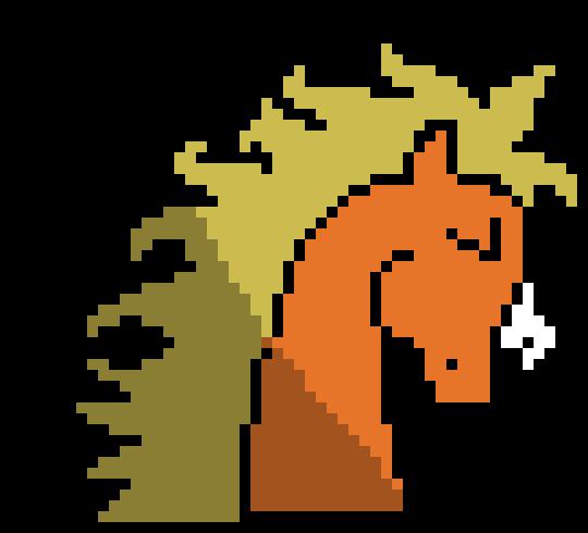 Pixel Horse | Pixel Art Maker