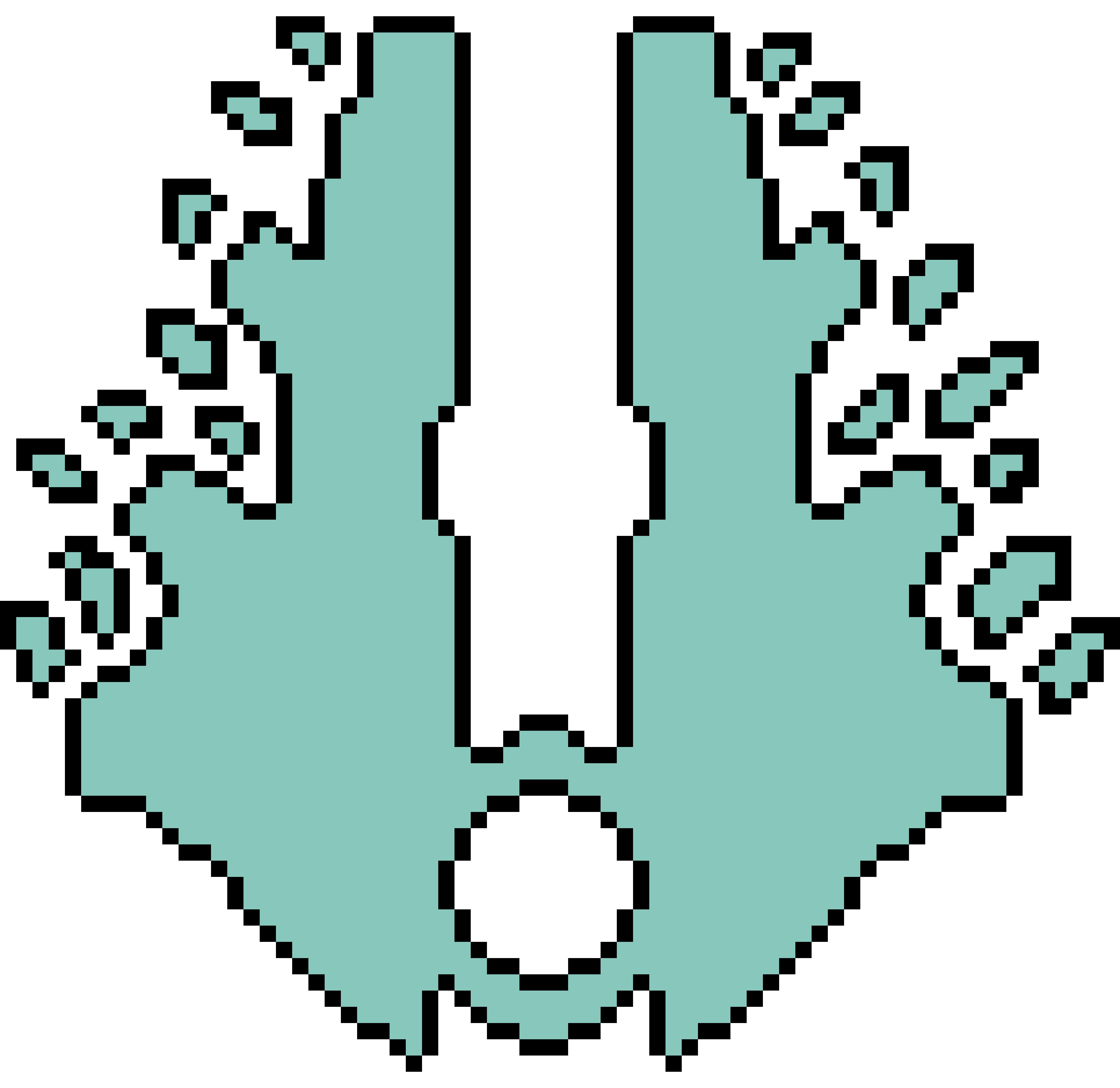 Covenant Symbol Halo Legacy Pixel Art Maker