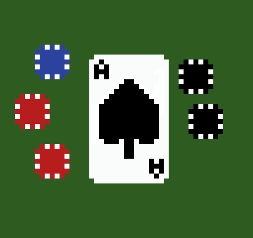Poker Chips Pixel Art Maker