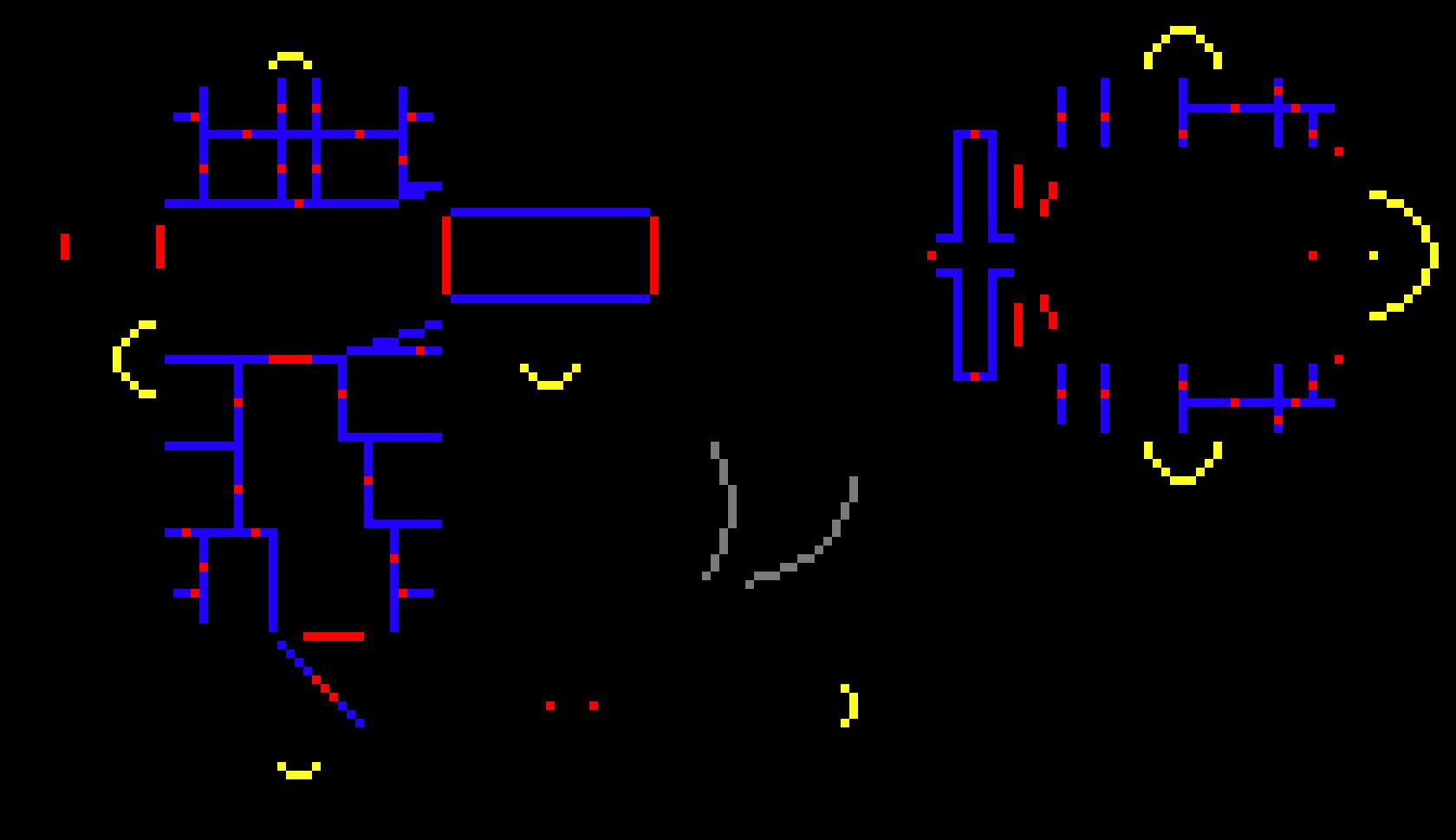 Minecraft Castle Design Pixel Art Maker