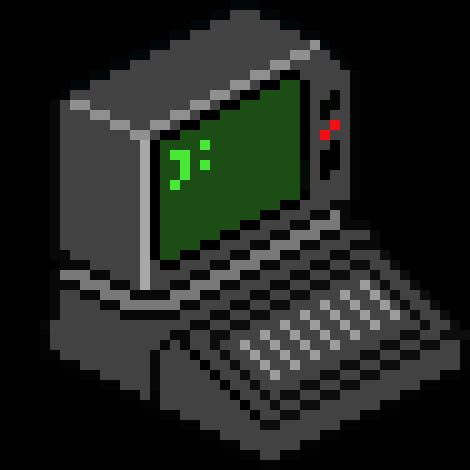 pixel computer