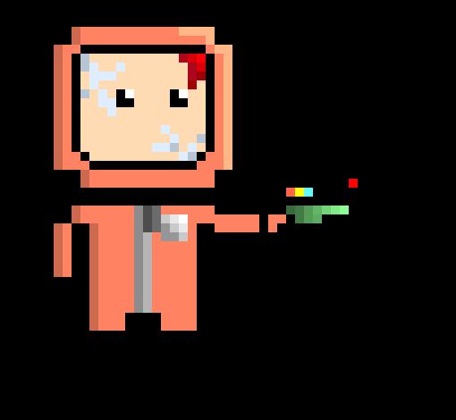 pixel art character template pixel art maker