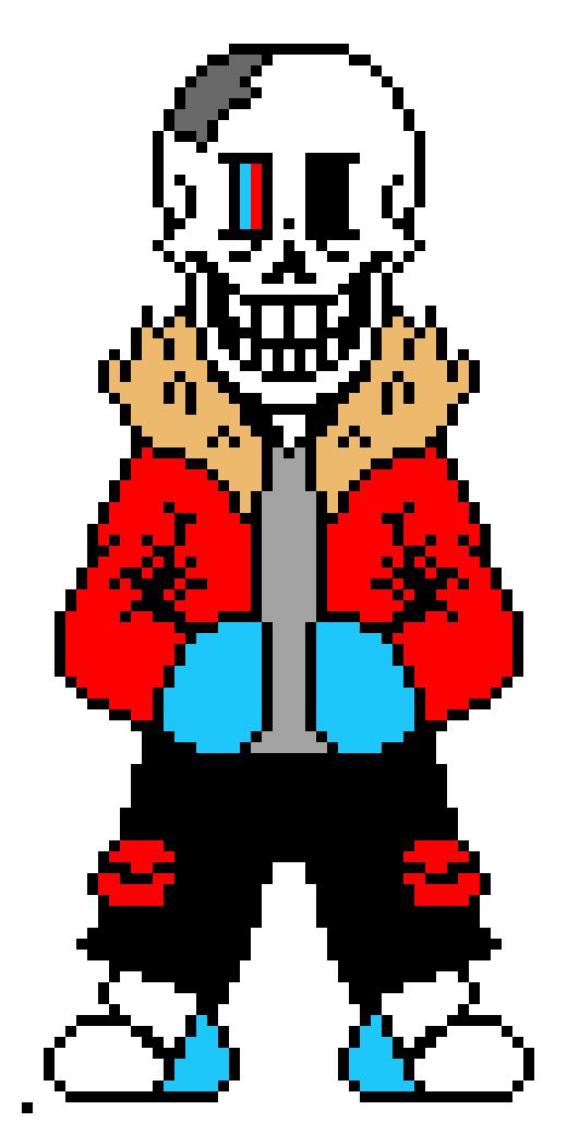 HorrorSwapMagnet Papyrus