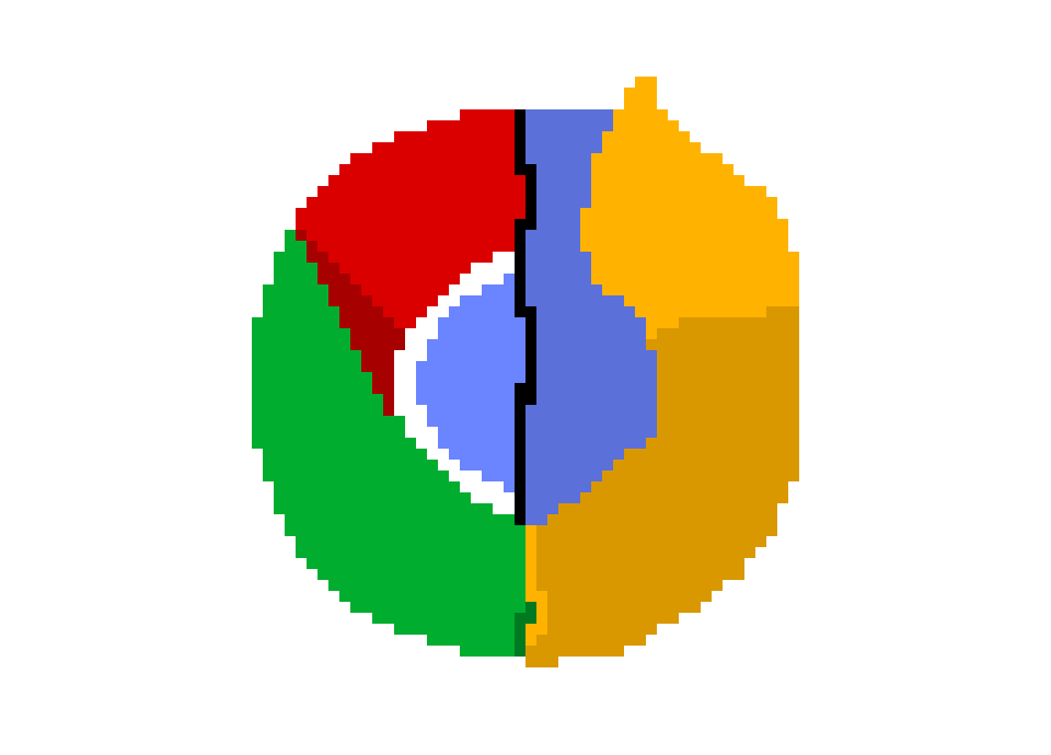 Google Chrome / Firefox | Pixel Art Maker