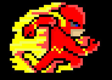 Flash | Pixel Art Maker