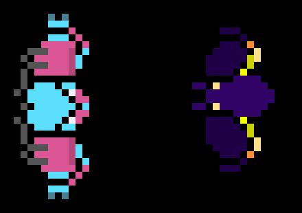hotline jojo | Pixel Art Maker