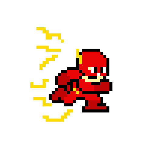 The Flash | Pixel Art Maker
