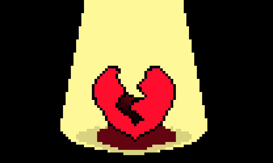 pixel art my love