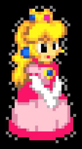 Peach Pixel Pixel Art Maker