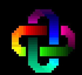 color wheel | Pixel Art Maker