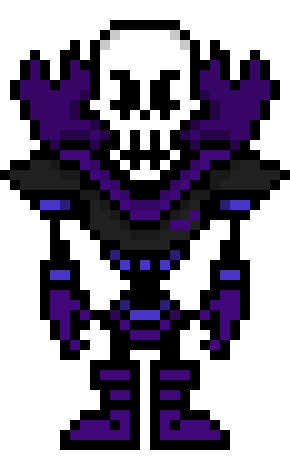 P!Underfell Papyrus (Unofficial)