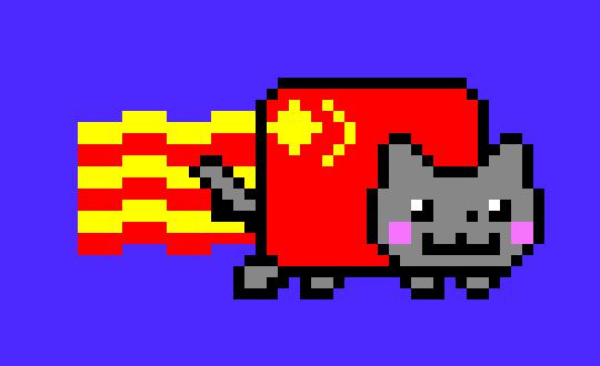 Chi Nyan Ese Pixel Art Maker