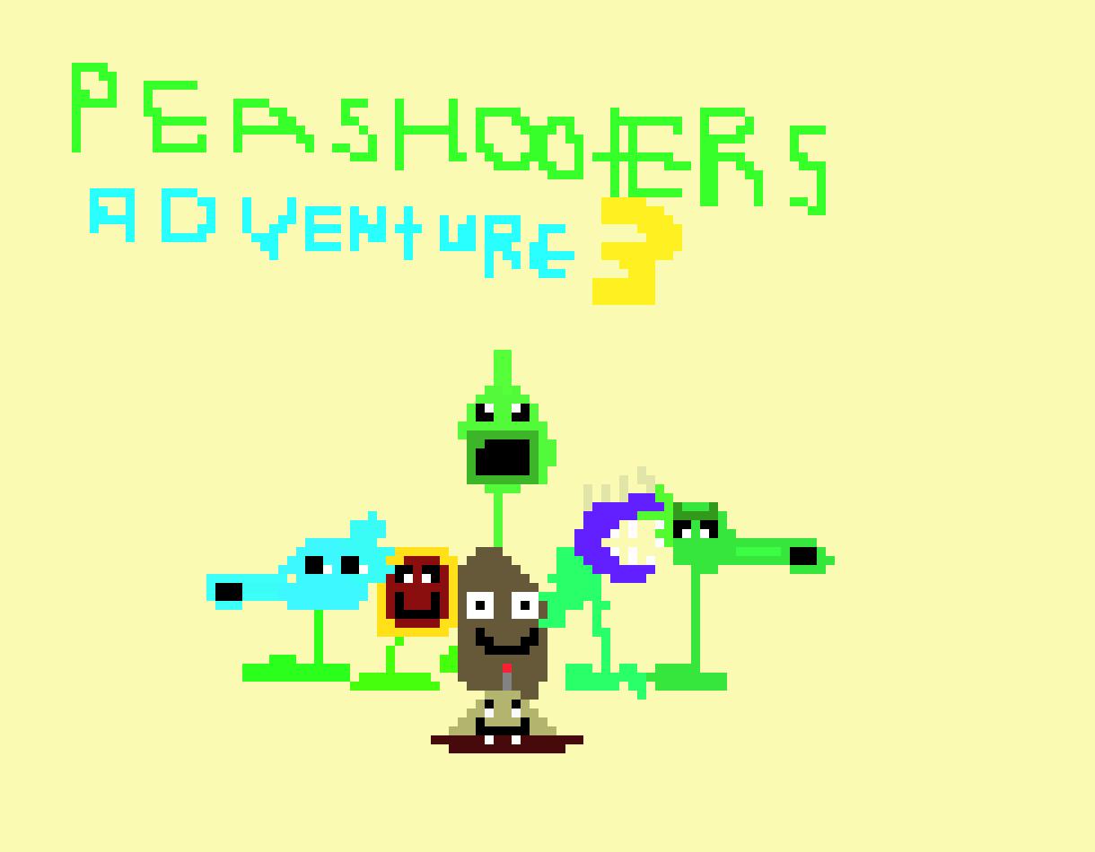 peashooters adventure 3