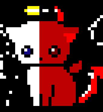 Devilangel Pixel Art Maker