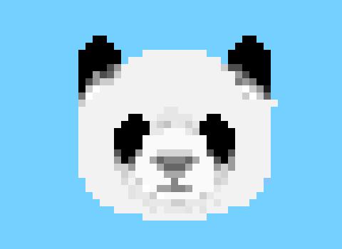 panda chrystal