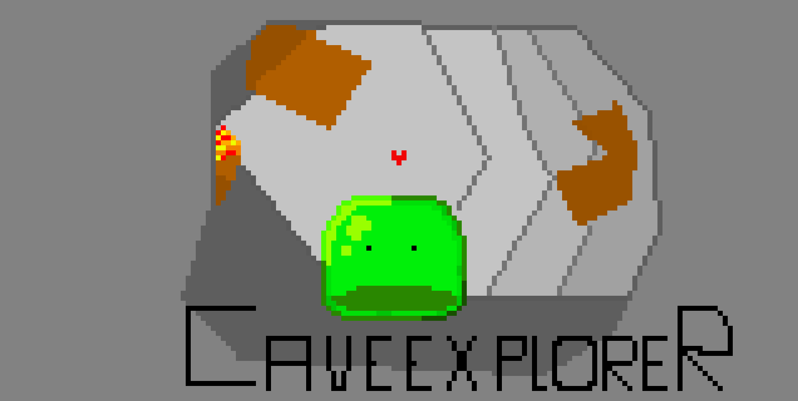 Cave Explorer teaser   Pixel Art Maker