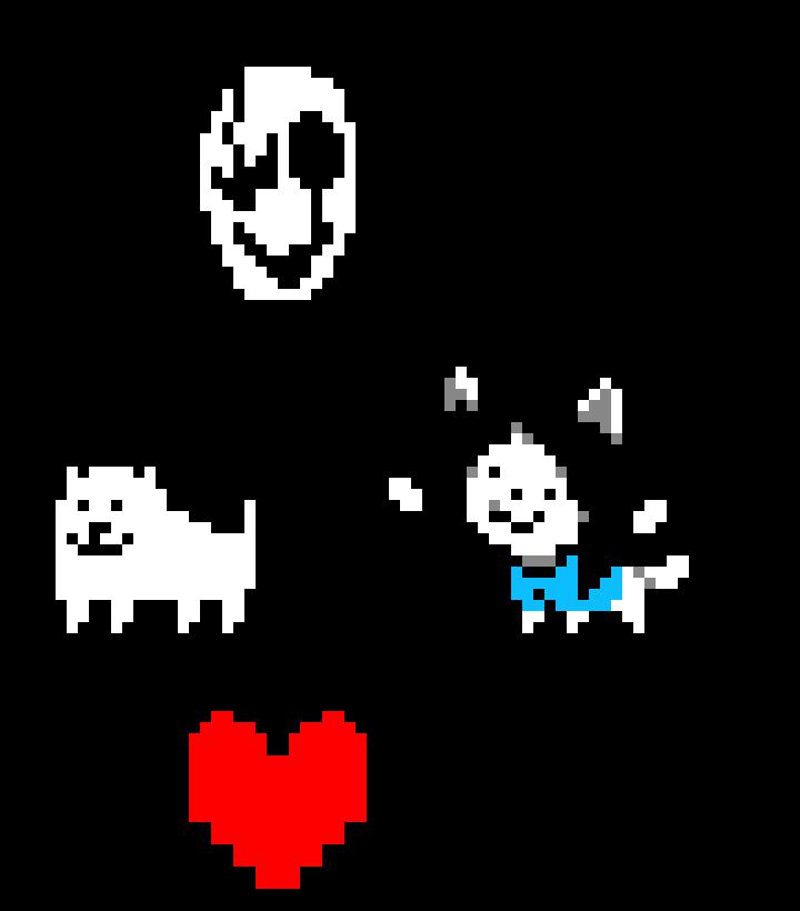 pixel art quad