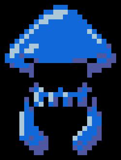 Splatoon Squiddy Pixel Art Maker