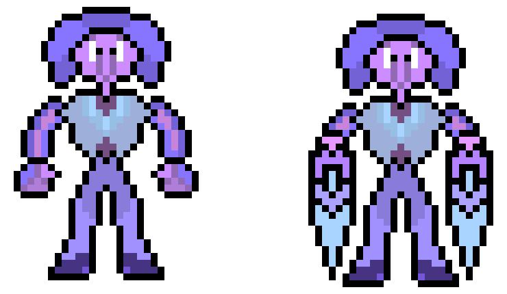 My Gemsona, Blue Sodalite | Pixel Art Maker