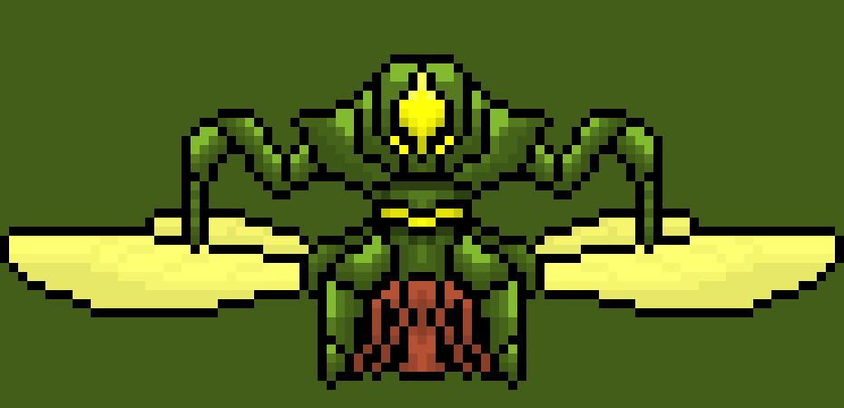 Alien mother