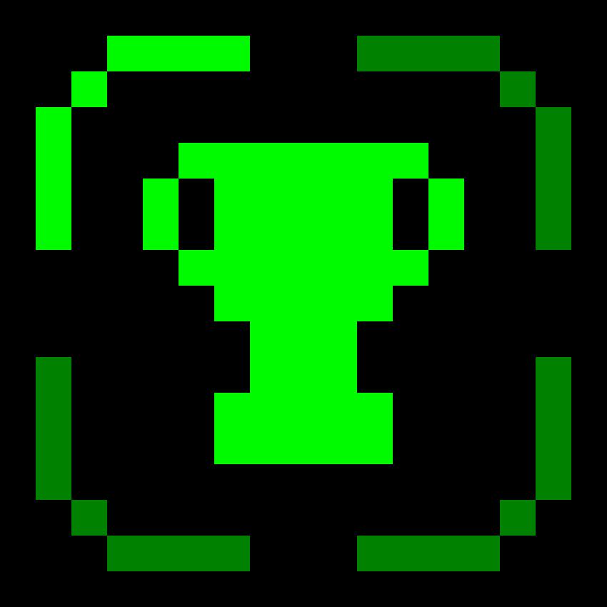 Game Theory Logo Pixel Art Maker