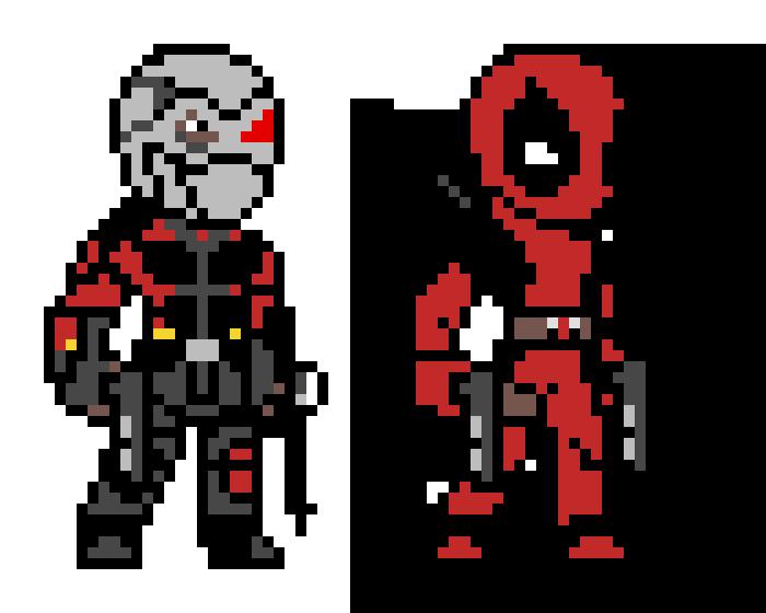 Deadshot & Deadpool