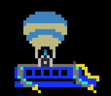 Battle Bus | Pixel Art Maker