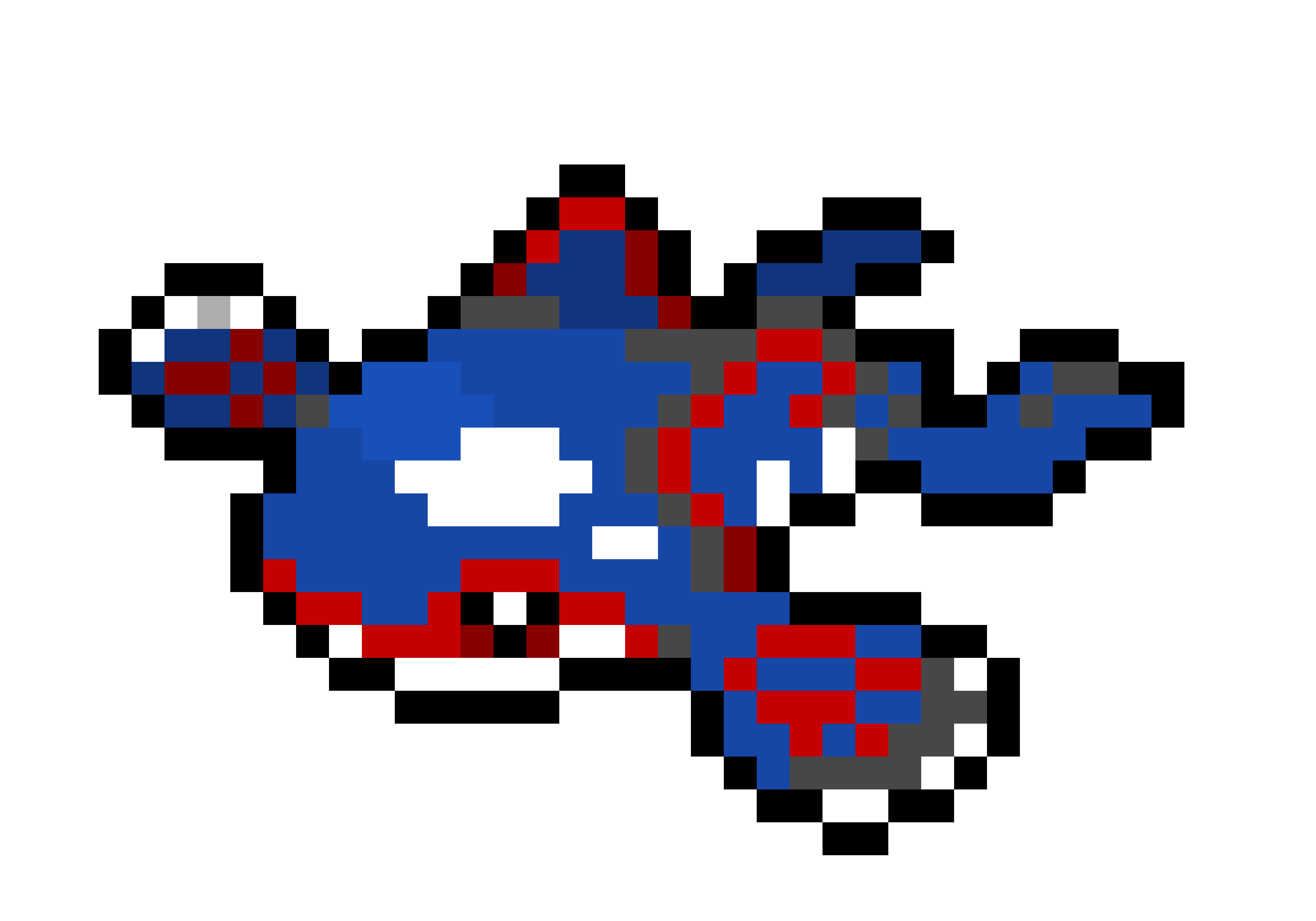 Kyogre Pixel Art Maker